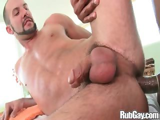 Rubgay Oily Cock Anal.p5