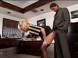 Nicole Aniston fuck in office