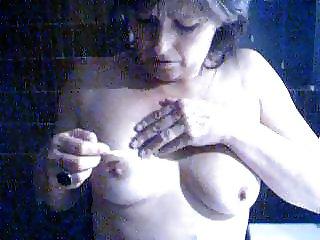 french female cigarette torture