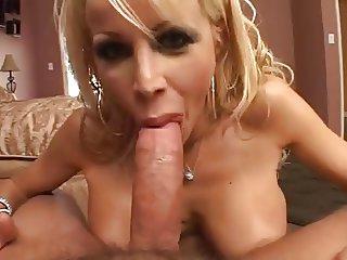 bikini blonde pov sucker