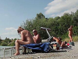Nude Beach Pt. 4 Voyeur