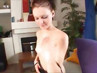 beautiful redhead creampie on homemade porn