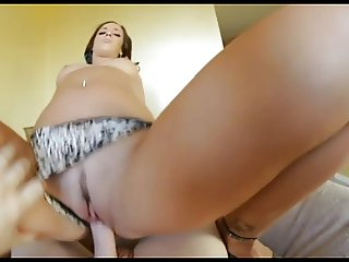Jada Stevens Cum on my panties