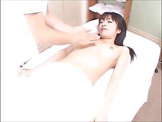 sweet massage for my kitty fujiko