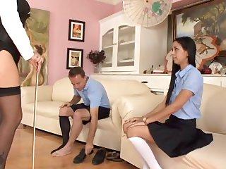 Sexy Milf Nanny