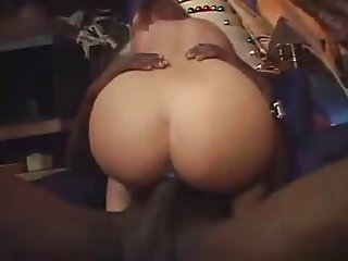 Big Ass White Girl Gets Nailed