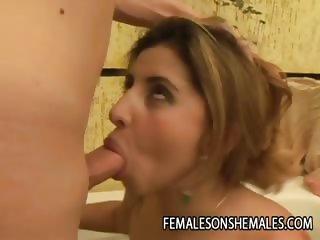Shemale Bia Bastos Doggy Fucking Busty Anita Ferrari
