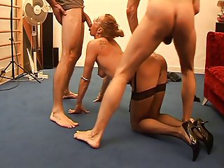 anal with hot french milf