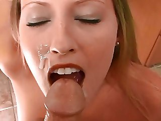 Beautiful facial POV