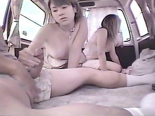voyeur japanese car sex Vol.09