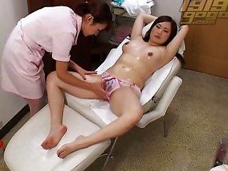 Women s massage