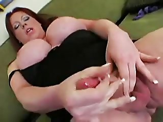 bbw tranny jacking off