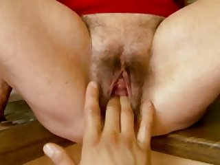 horny granny with big tits takes cock