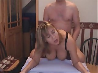 Big Titted British Milf Has A Good Fuck