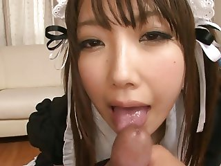 Japanese Cute maid