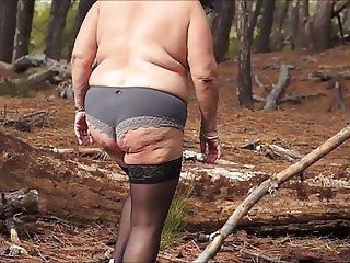 Brenda Lost in a strange forest