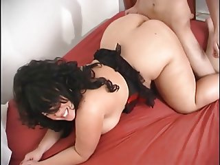 curvy slut