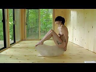 Gaga in the nude.