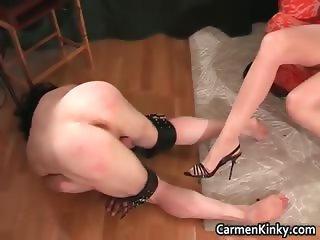 Sexy nasty great body big boobed slut part4