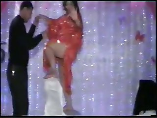 Arab Dancer .. big Ass