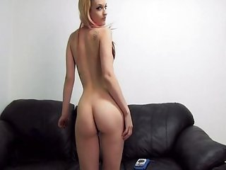Backroom casting couch Anna