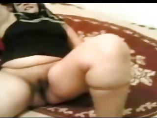 Turbanli acmis Amini Gosteriyor hijab pussy
