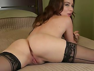 Teen Capri In Panties Masturbates On Cam Full By JLTT