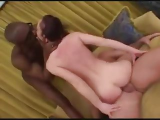 slut shows off her dp skills
