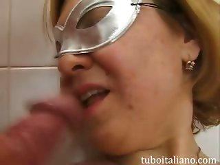 Trombata in Bagno 40nne Italiana