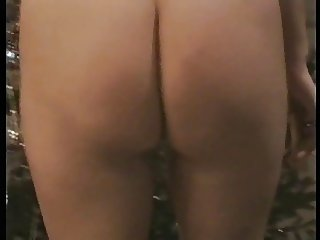Christmas ass of my wife