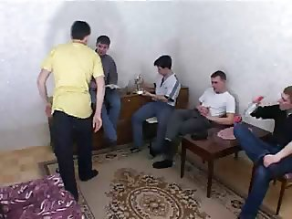 Ugly Neighbor Fucked by Young Dudes