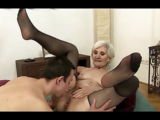 Many guys like to fuck a woman after sixty