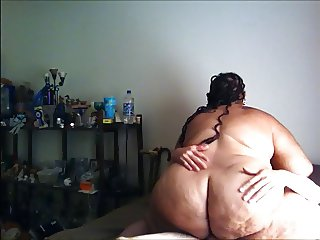 A session with a BBW Escort