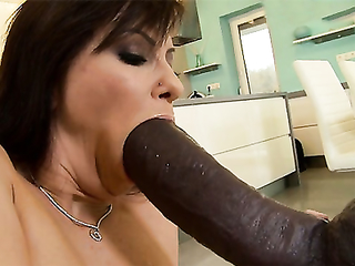Deep anal penetration